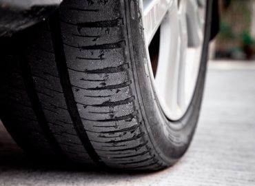 How to check how much tread is left on your tyres